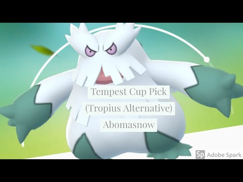 Tempest Top Picks Series – Abomasnow