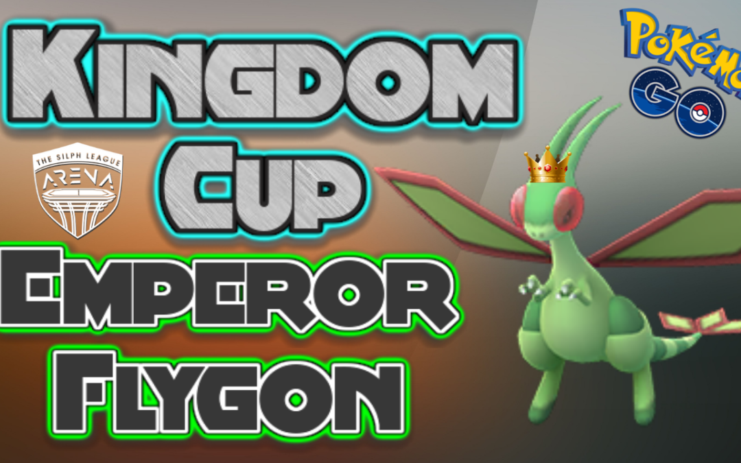 Flygon – Kingdom Cup