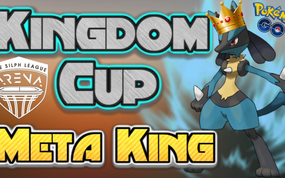 Lucario – Kingdom Cup