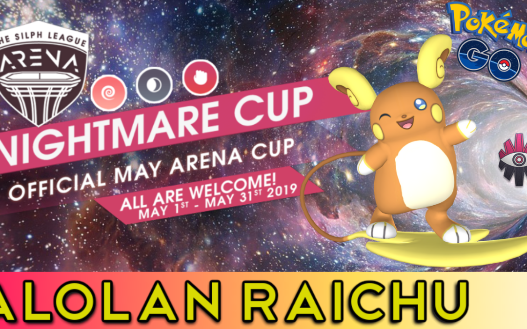 Alolan Raichu – Nightmare Cup