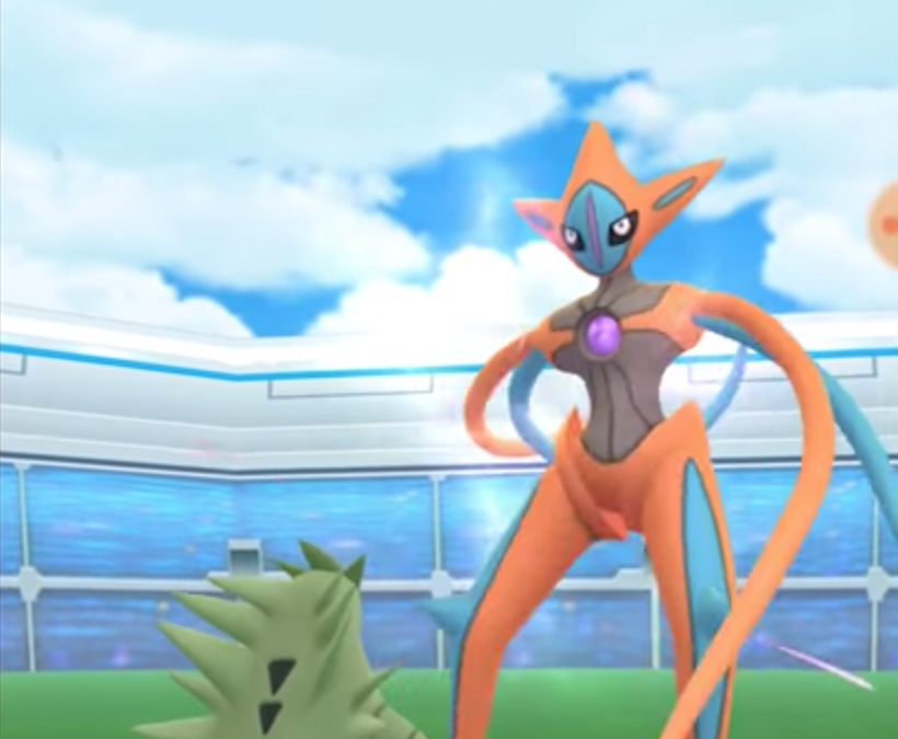 Deoxys-Attack Solo Contest Ruined By Phantom Hits