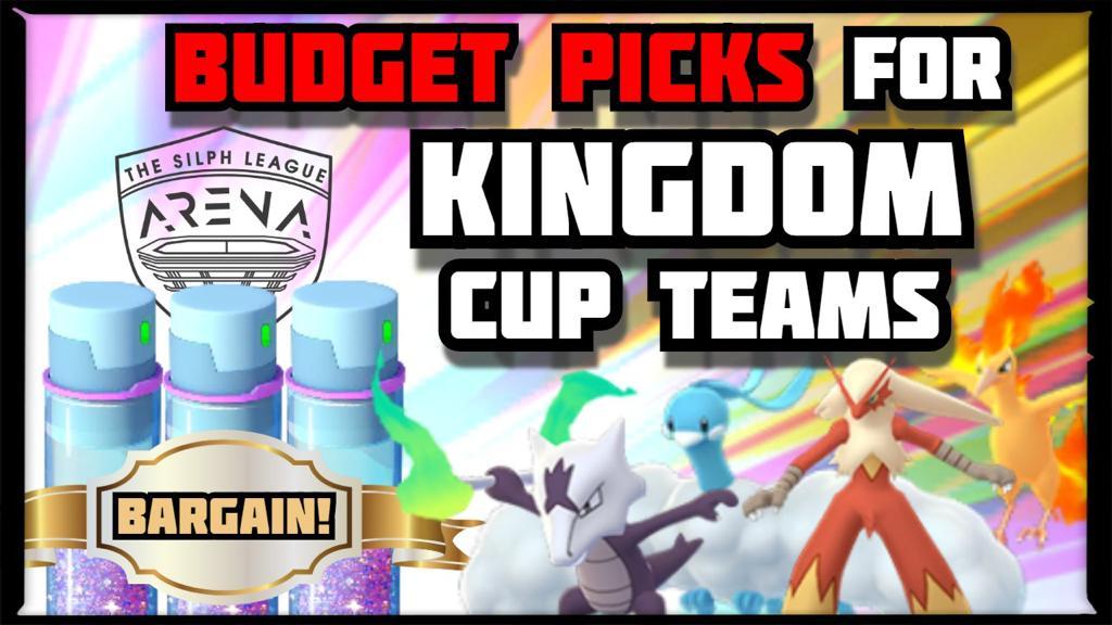 Broke On Stardust?? BUDGET Kingdom Cup Pokemon |Kingdom Cup| Pokemon Go Pvp