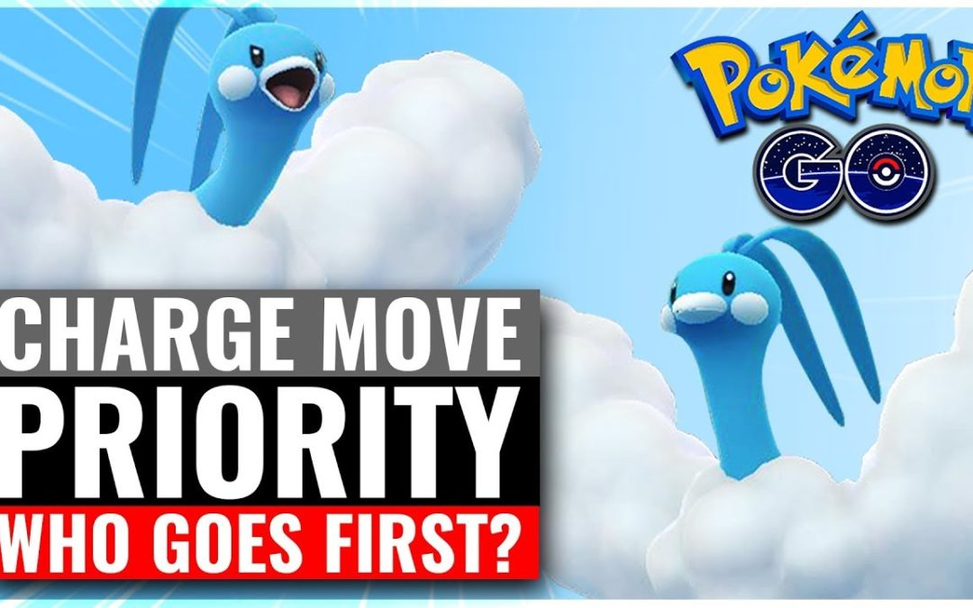 Charge Move Priority Guide – Get Charge Moves Off First!