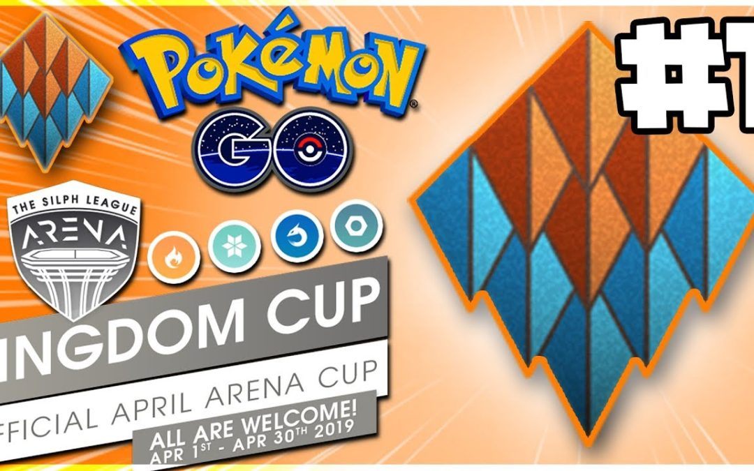 MY FIRST KINGDOM CUP TOURNAMENT AND MY SECRET POKEMON!