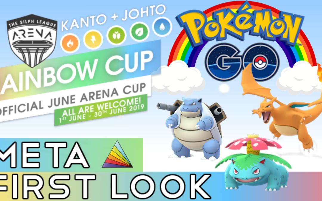 Rainbow Cup Meta – Pokemon Go PvP