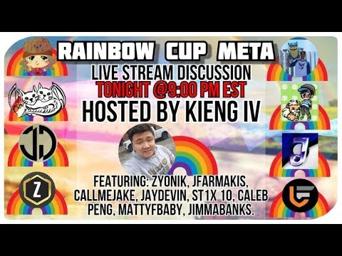 Rainbow Cup Meta Discussion