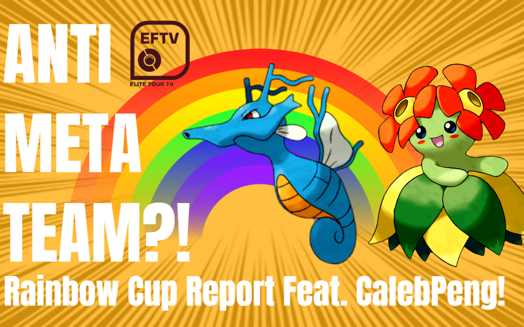 CalebPeng Goes 4-1 WITHOUT Venu, Zard OR Swagsire?! Anti-Meta Team For Rainbow Cup