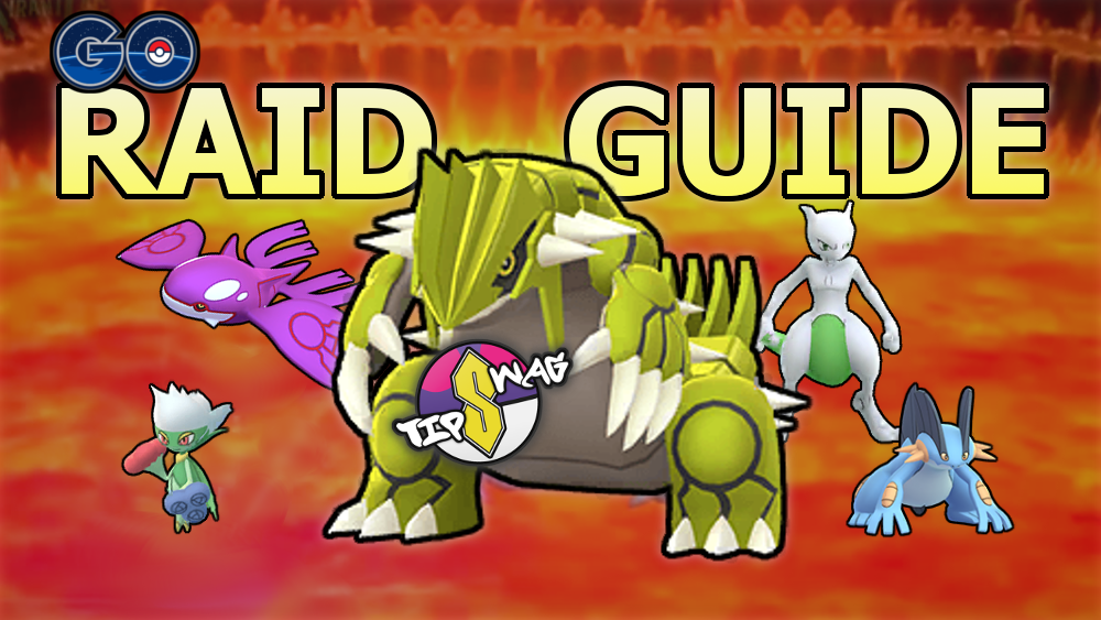 Groudon Raid Guide | Pokemon GO