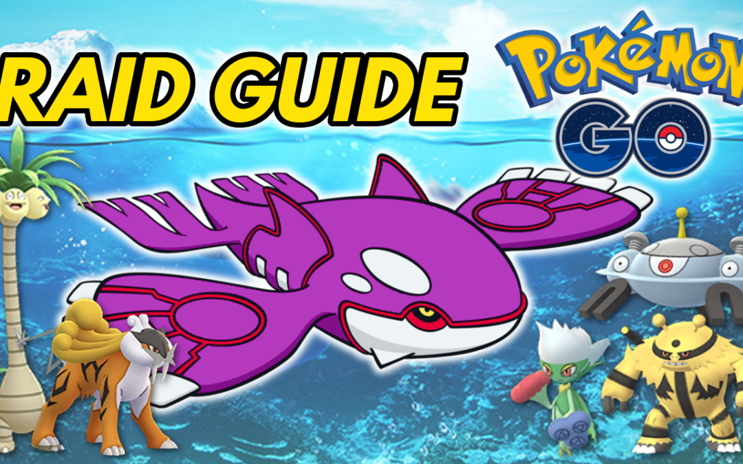 Kyogre Raid Guide | Pokemon GO