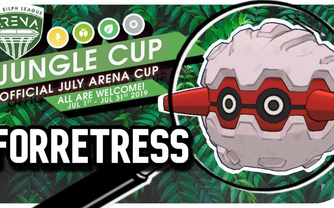 Deep Dive Into Forretress | Jungle Cup | Pokemon Go PVP