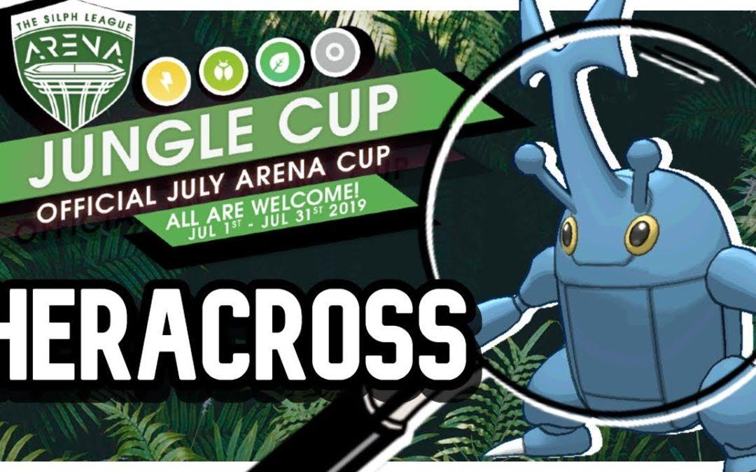 Deep Dive Into Heracross | Jungle Cup | Pokemon GO PVP