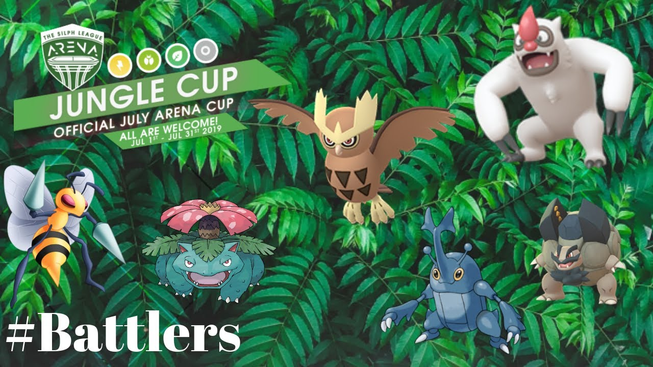 Jungle Cup Practice – June 29th 2019