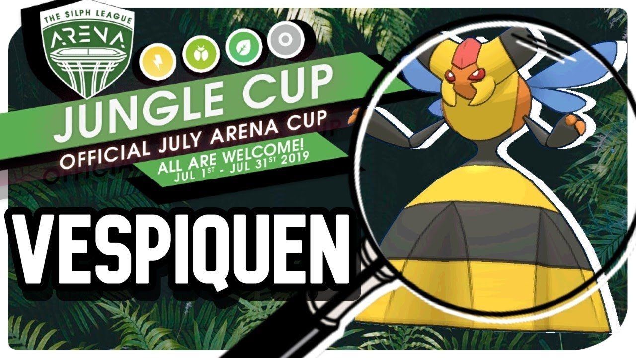 Deep Dive into Vespiquen | Jungle Cup | Pokemon GO PVP