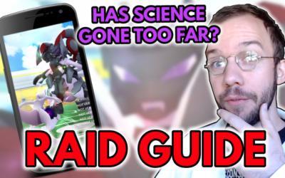 Armored Mewtwo Raid Guide | Pokemon GO