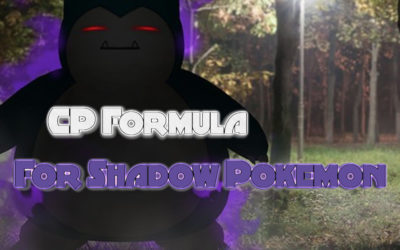 Cracking the Case: CP Formula for Team Rocket Shadow Pokemon