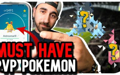 MUST HAVE Pokemon for PvP!! | Pokemon GO PVP