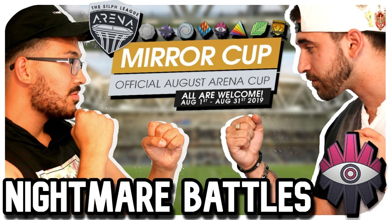 NIGHTMARE CUP BATTLES! | Mirror Cup | Pokemon GO PVP
