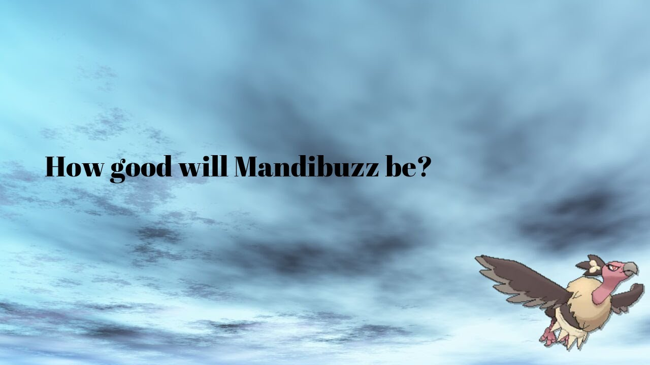 How good will Mandibuzz be?