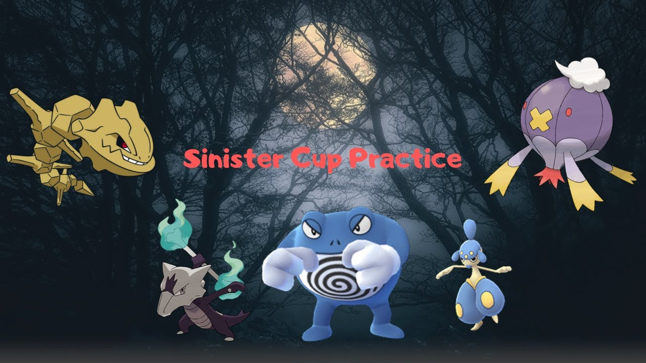 Sinister Practice – Sept 29th 2019 (Post update)