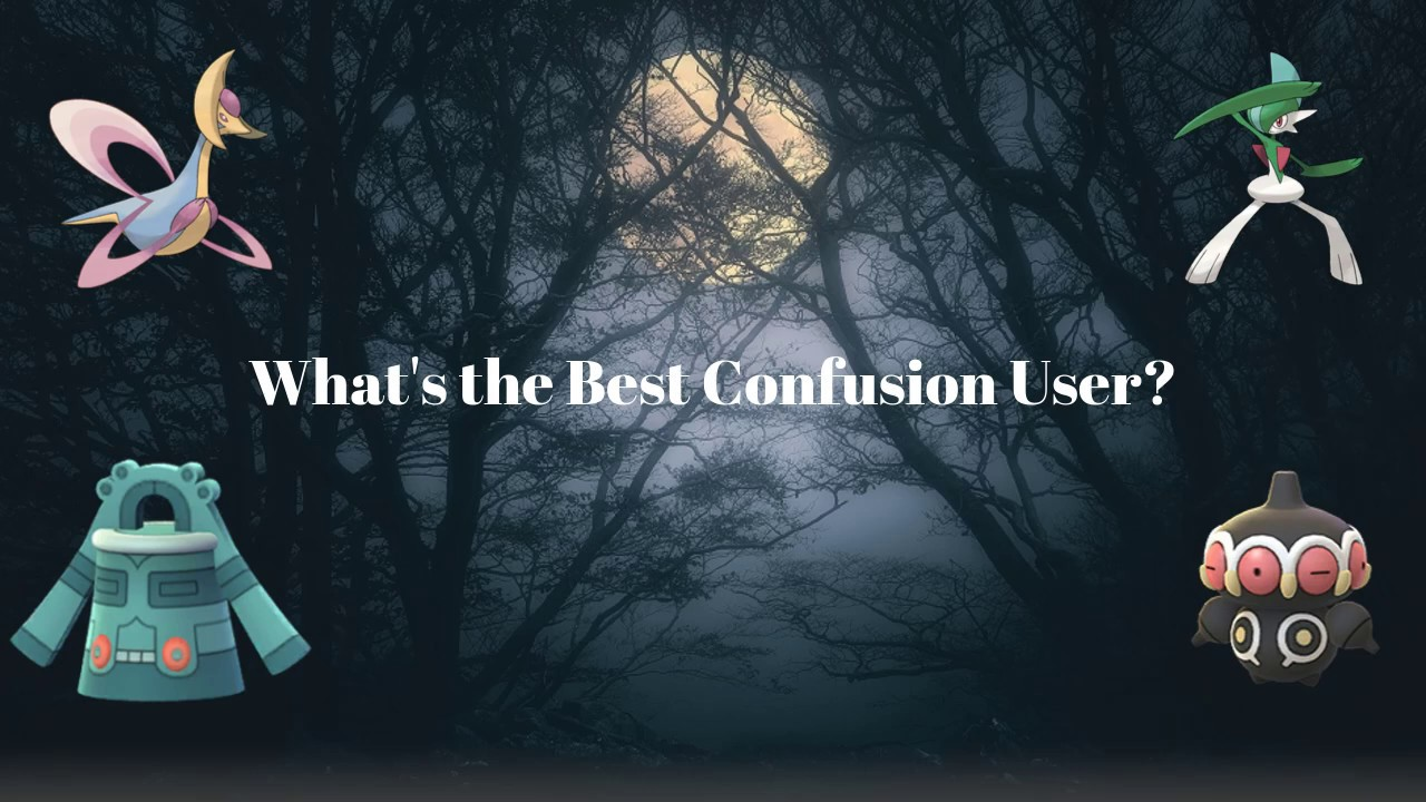 What's the Best Confusion User | Sinister Cup