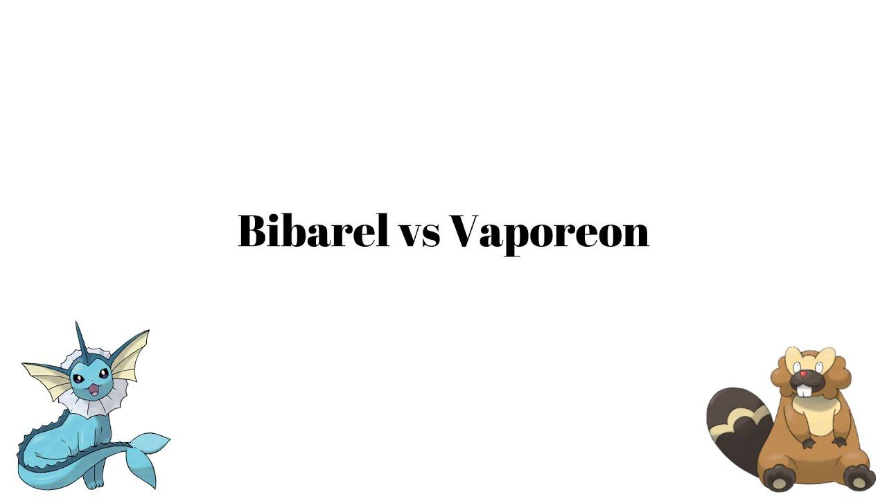 ferocious-cup-bibarel-vs-vaporeon