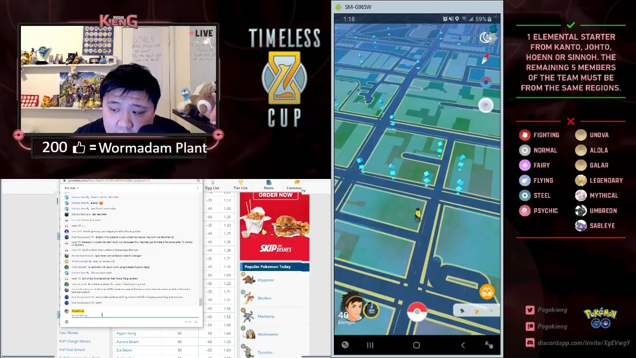timeless-cup-live-stream