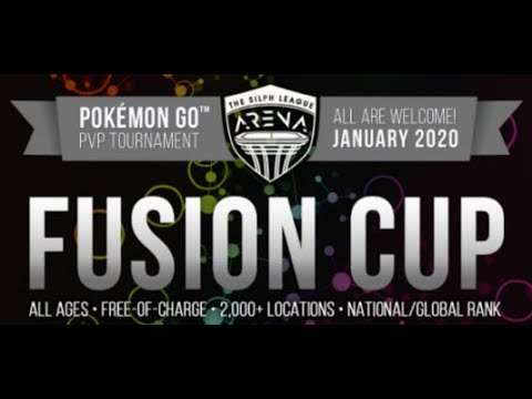Fusion Cup Practice | December 20th 2019