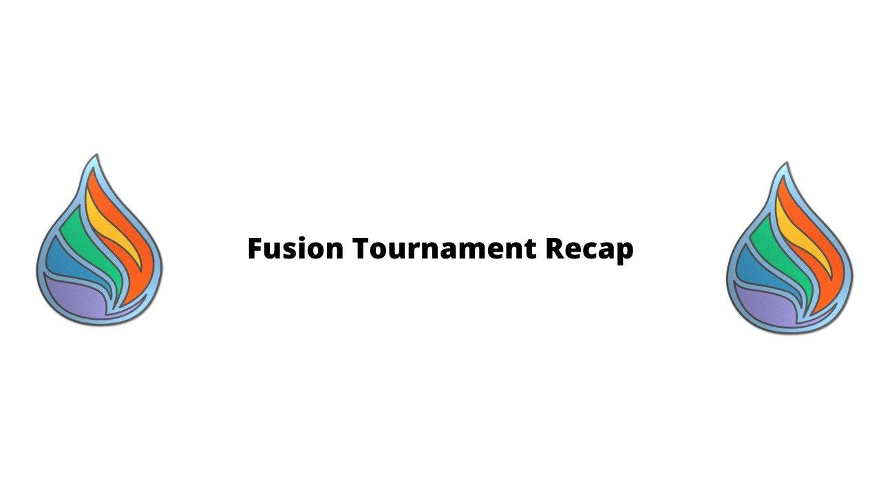 TzSpenx 8 Round Fusion Cup Run