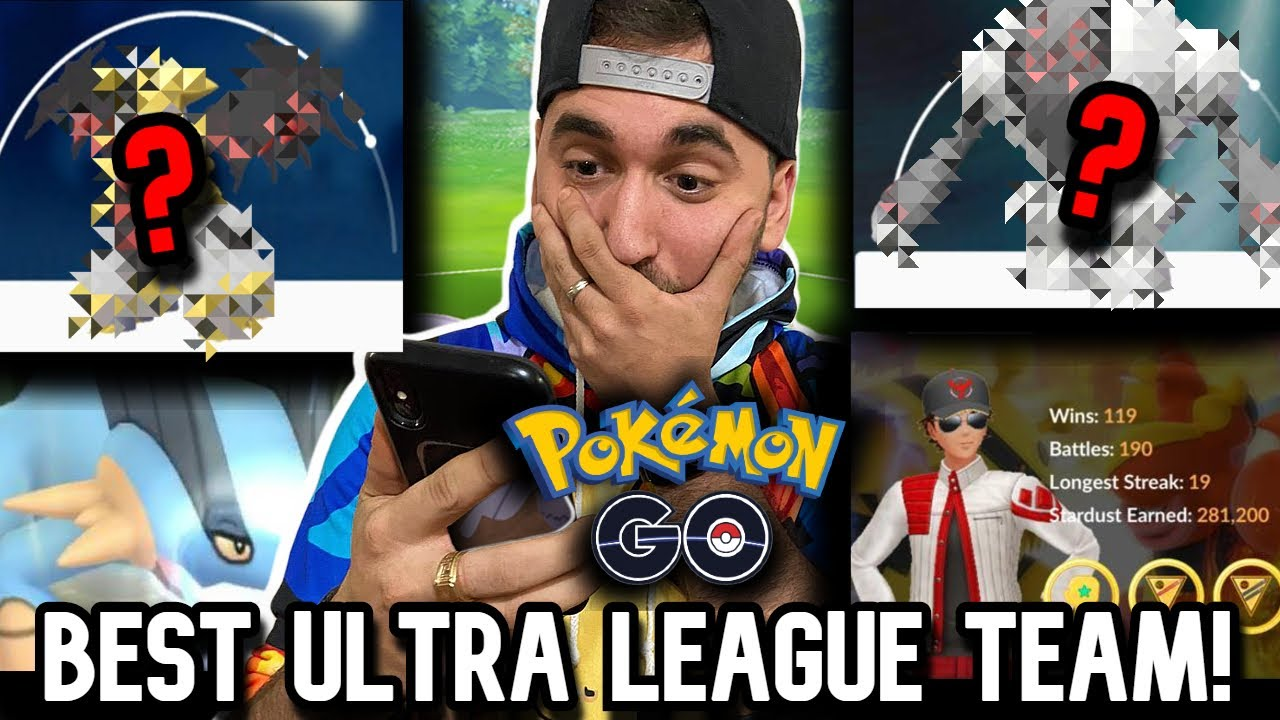 BEST TEAM for Ultra League, GO Battle League | Pokemon Go PvP