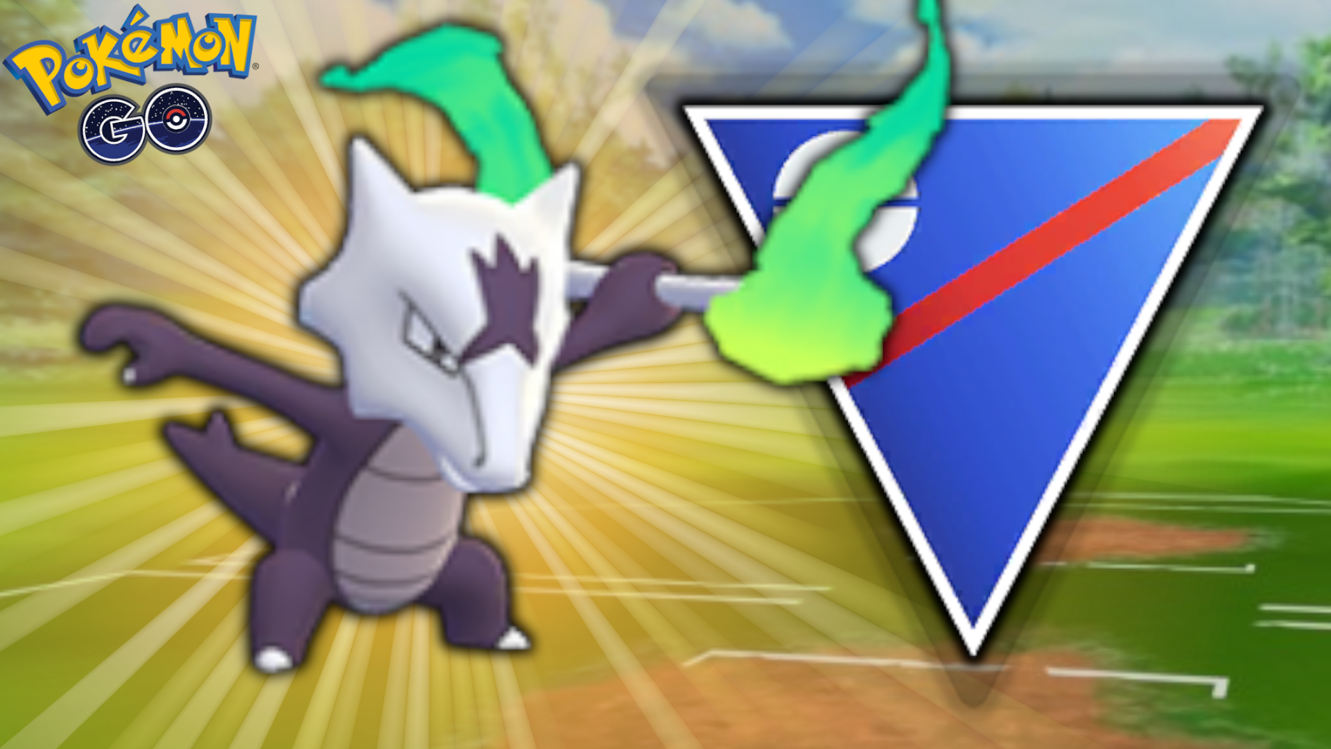 ALOLAN MAROWAK IS SO GOOD IN THE GREAT LEAGUE | POKEMON GO BATTLE LEAGUE