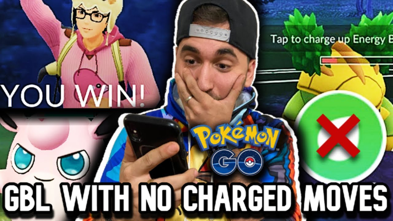 Can We Win GO Battle League WITHOUT CHARGED MOVES?! : Pokemon GO