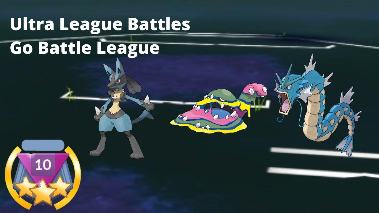 Using 20Butters Rank 10 Team | Go Battle League