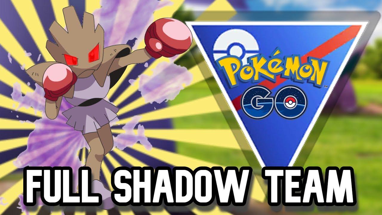 FULL SHADOW TEAM WIN STREAK! | Pokemon GO