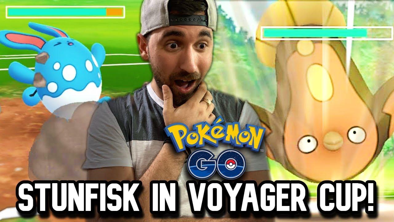How GOOD is STUNFISK?! | Pokemon GO