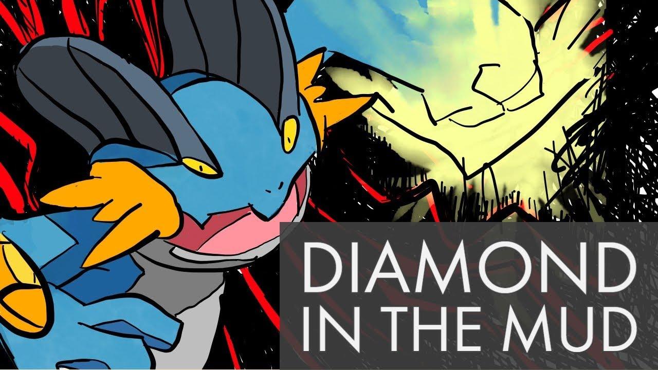 "Swampert ""DIAMOND IN THE MUD"" in Master League | Go Battle League"