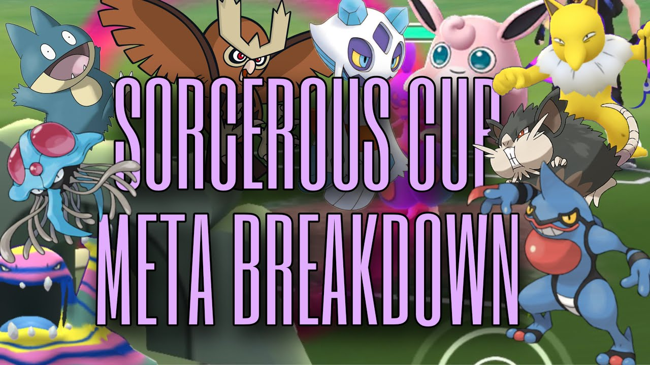 BEST POKEMON TO USE IN THE SORCEROUS CUP | Pokemon Go PVP Silph Arena – Ali Luckey