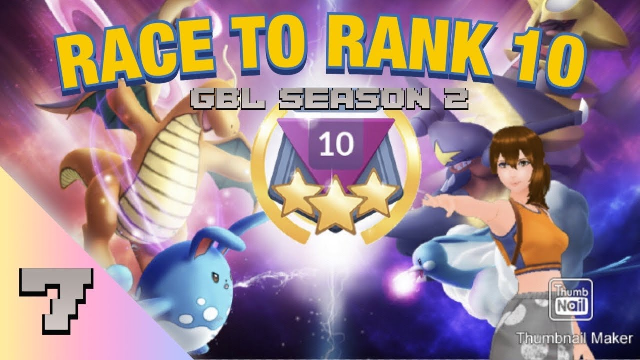 POKEMON GO BATTLE LEAGUE SEASON 2: RACE TO RANK 10 ep #7 (great league)