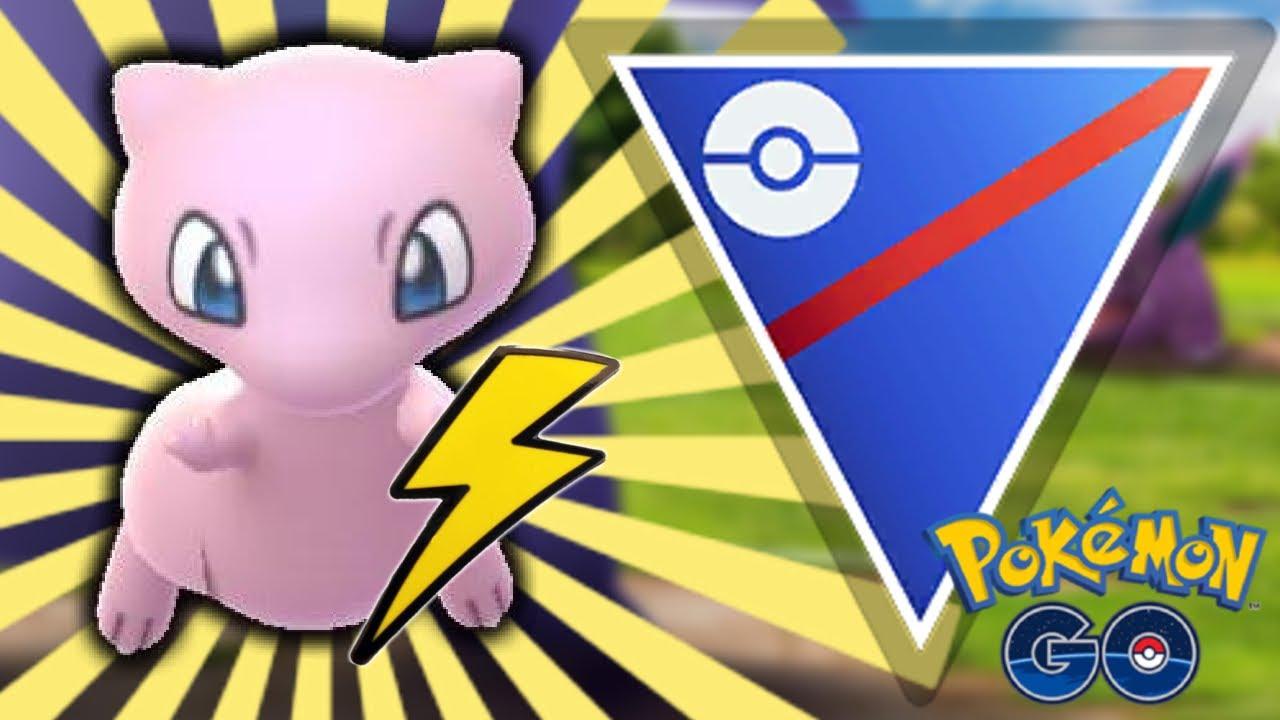 TRY THIS WILD CHARGE MEW TECHNIQUE! AMAZING WINS! | Pokemon GO