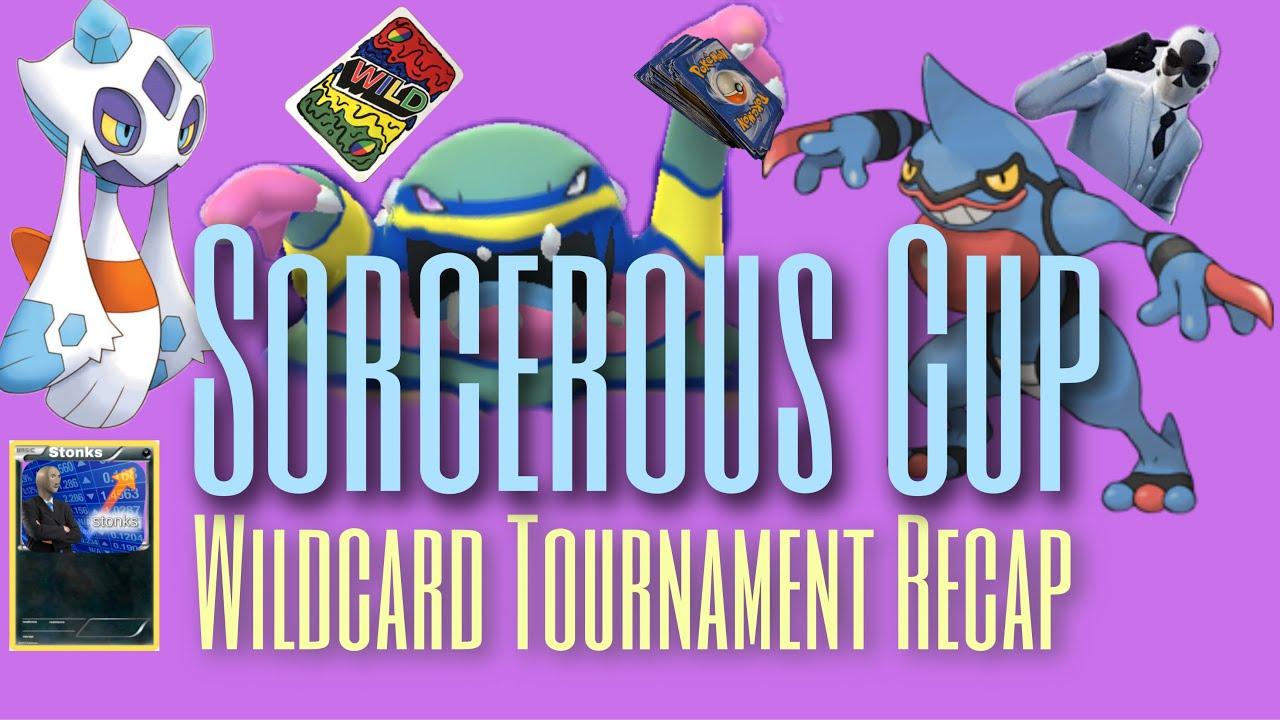 SORCEROUS CUP WILDCARD TOURNAMENT RECAP: silph arena continental qualifiers