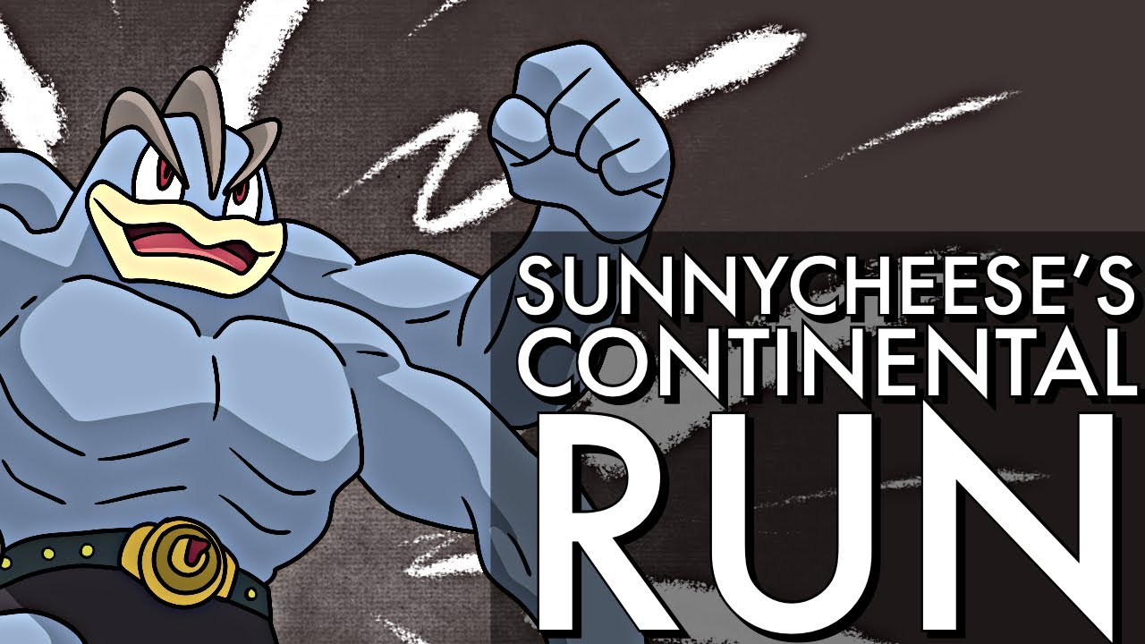 SUNNYCHEESE CONTINENTAL RUN | SILPH ARENA