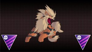 trying-snarl-arcanine-go-battle-league