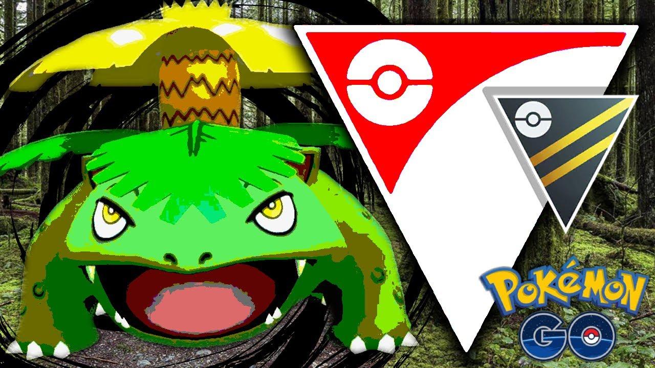 ULTRA PREMIER BATTLES IN GO BATTLE LEAGUE! | Pokemon GO