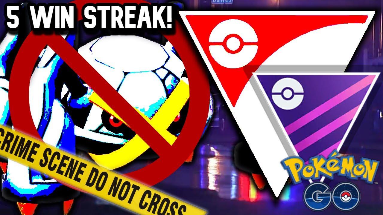 5 WIN STREAK WITH ANTI-STEEL TEAM IN MASTER PREMIER GO BATTLE LEAGUE! | Pokemon GO