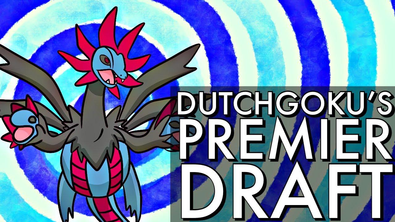DUTCHGOKU SWEEPS MASTERS PREMIER DRAFT TOURNAMENT
