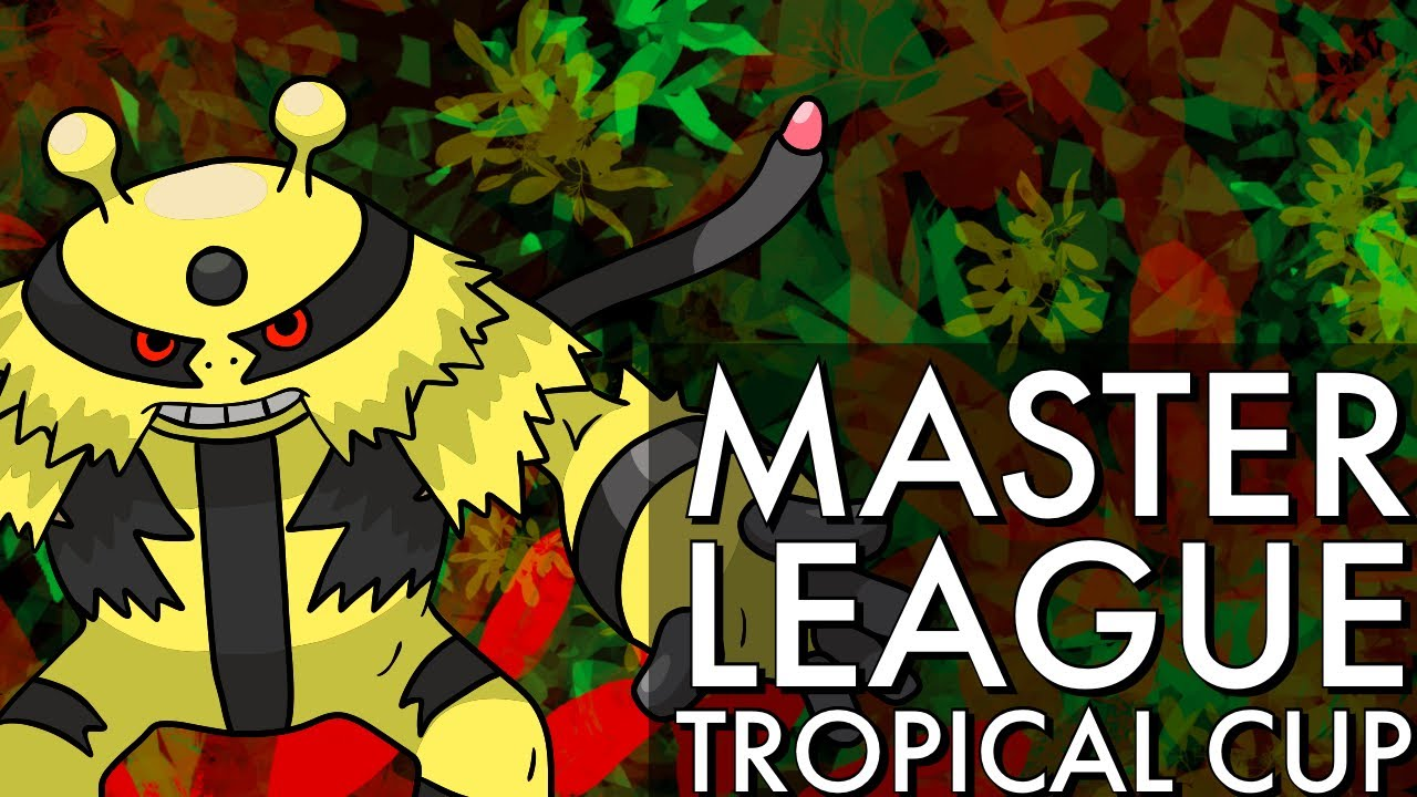 MASTER LEAGUE TOURNAMENT | TROPICAL CUP | POGORAIDS
