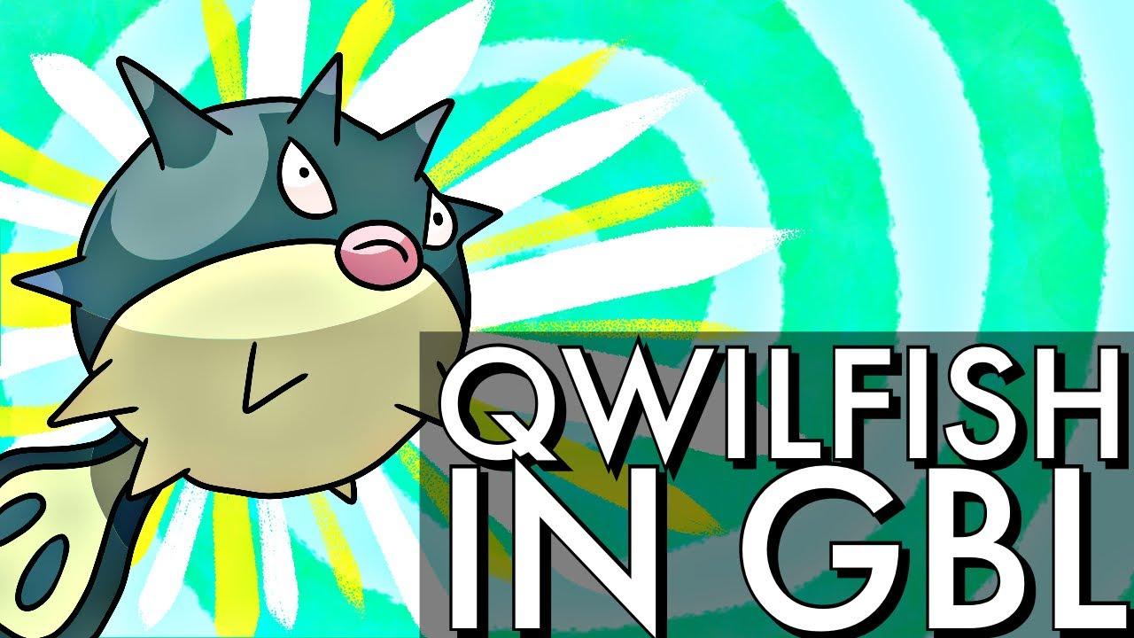 QWILFISH BATTLES | GO BATTLE LEAGUE