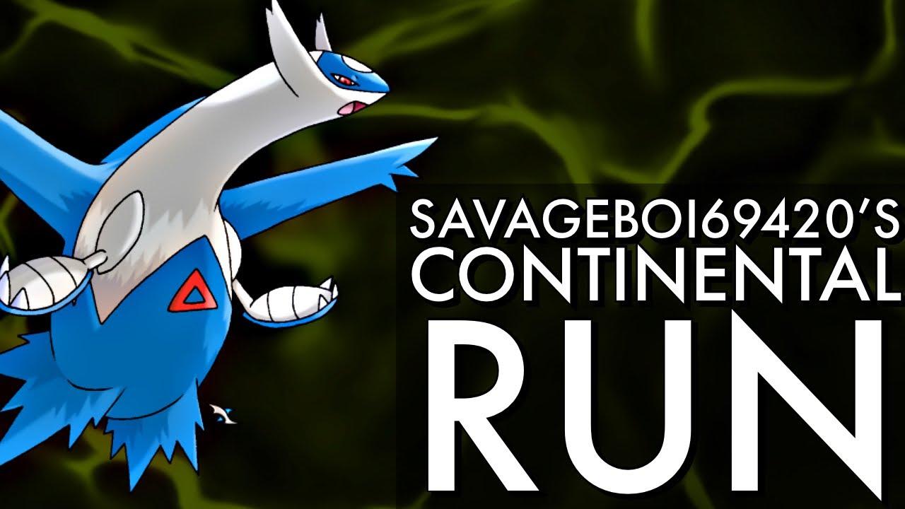 SAVAGEBOI69420 CONTINENTAL RUN
