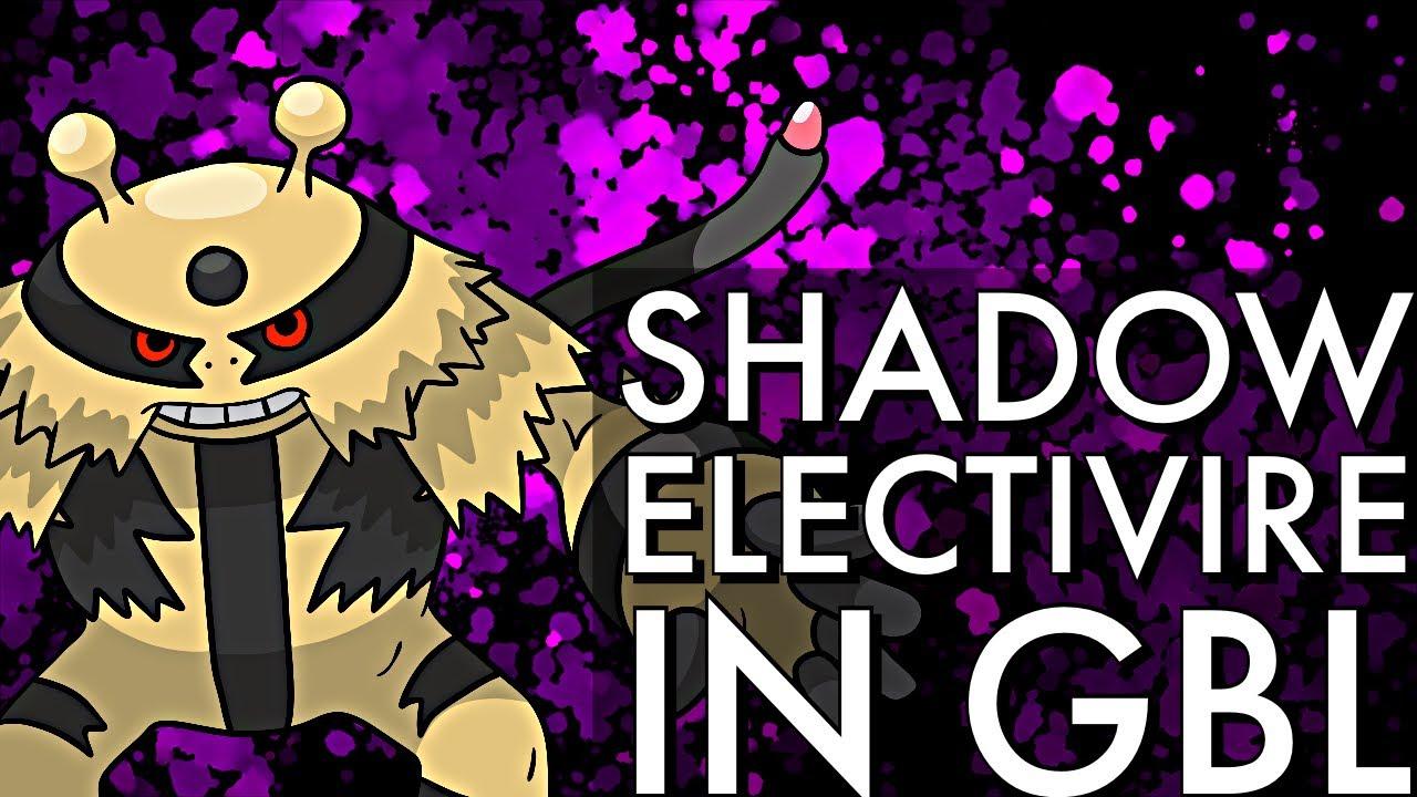 SHADOW ELECTIVIRE = BEST CLOSER IN ULTRA PREMIER? | GO BATTLE LEAGUE