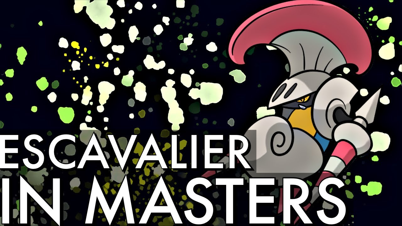 ESCAVALIER COUNTERS OPEN MASTER LEAGUE META | GO BATTLE LEAGUE