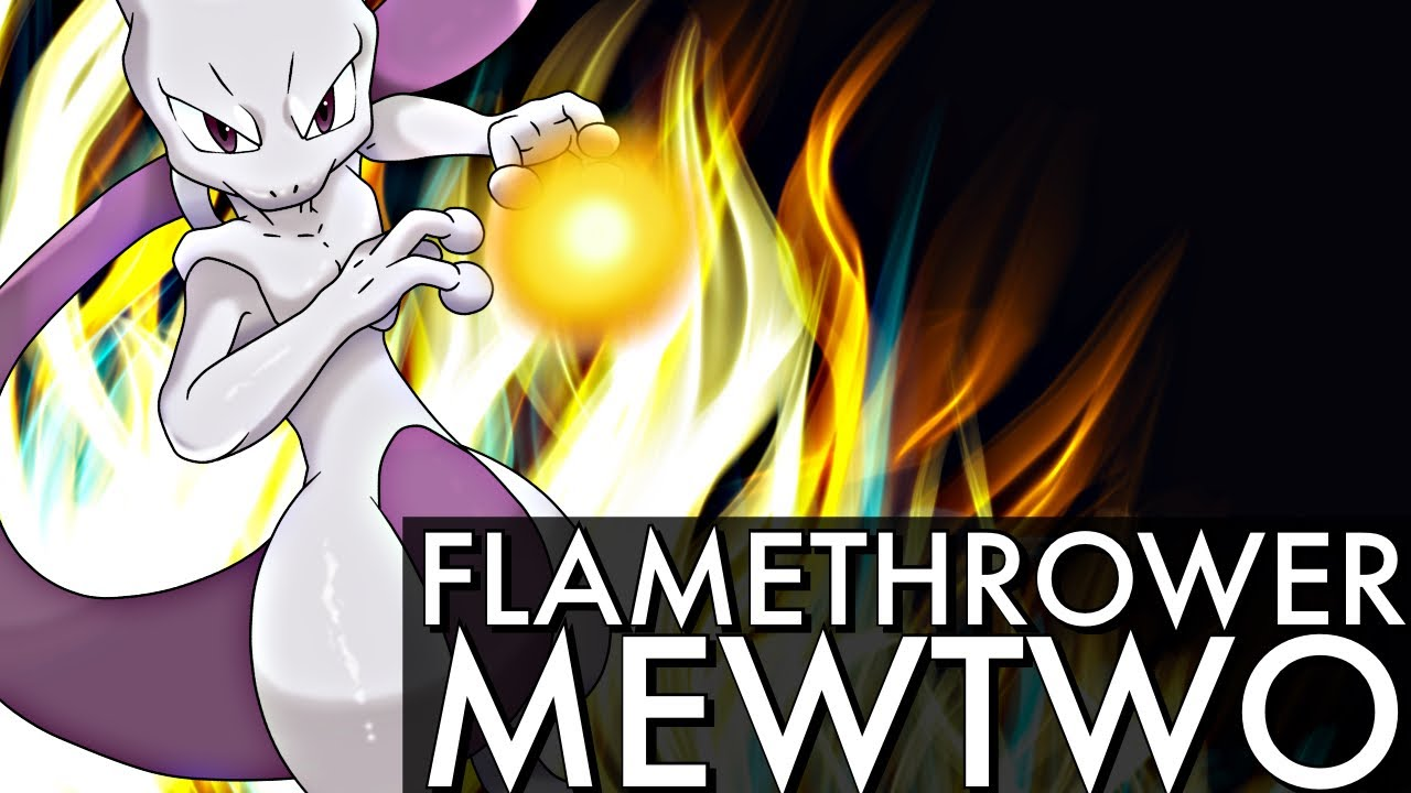 FLAMETHROWER MEWTWO IN MASTERS   GO BATTLE LEAGUE